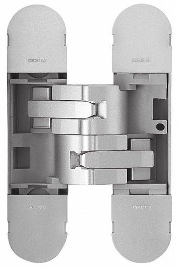 Скрытая петля CEAM с 3D регулировкой 1330 ARG матовое серебро (40-70 кг)