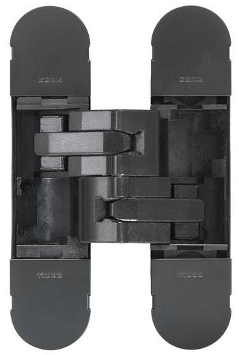 Скрытая петля CEAM с 3D регулировкой 1330 VHO черный (40-60 кг)