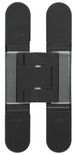 Скрытая петля CEAM с 3D регулировкой 1430 VNO черный (40-70 кг)