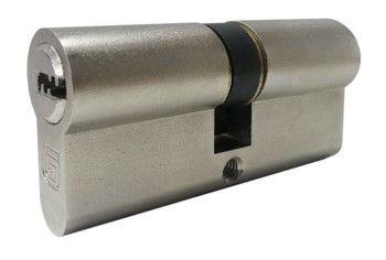 Цилиндровый механизм Guardian (Гардиан) GB 82 мм (36/46) Ni никель 5 кл.