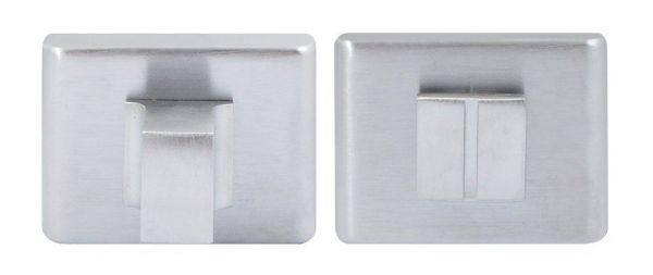 Фиксатор поворотный FIMET 239 WC матовый хром F05