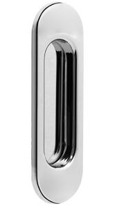 Ручка для раздвижных дверей Tupai 4052 хром полированный (03)