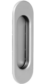 Ручка для раздвижных дверей Tupai 4052 Матовый хром (96)
