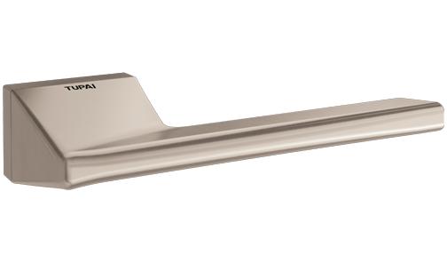 "Дверная ручка TUPAI ""Vizion"" 4130 RE никель (142)"
