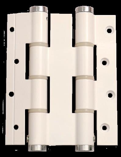Петля Justor DA 120E 5404.06 белый