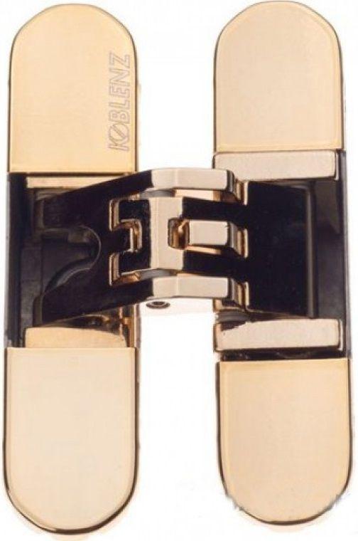 KUBICA K6200 DXSX, 13OR петля скрытая универсальная (золото) 57 kg