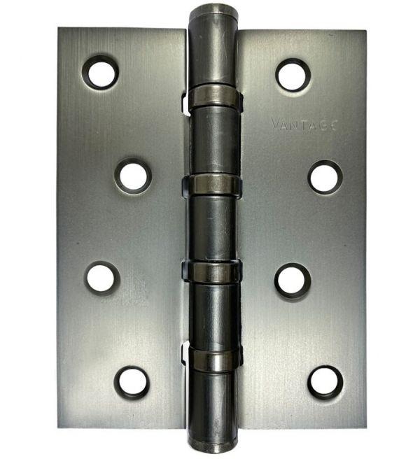 Петля дверная универсальная Vantage B4 GR графит