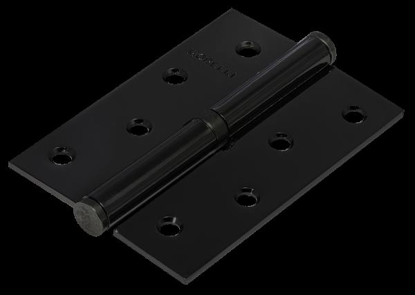 Петля стальная разъёмная Morelli MSD 100X70X2.5 BL L Левая черный