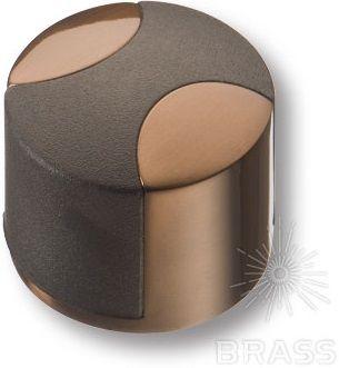 Дверной стопор SYSTEM DS1005 0035 RSB-P6 матовое розовое золото