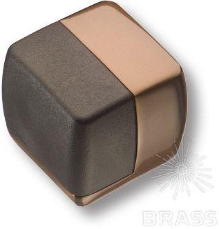 Дверной стопор SYSTEM DS1015 0034 RSB-P6 матовое розовое золото