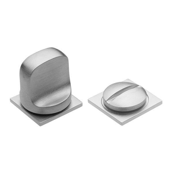Завертка сантехническая MORELLI Luxury LUX-WC-SM CSA матовый хром