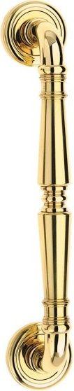 Ручка скоба PASINI 0035 MOD 800 OLV полированная латунь