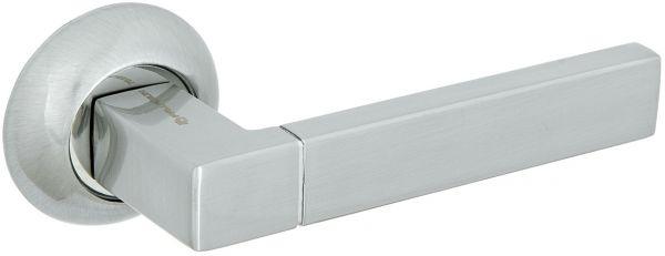 Дверная ручка Palladium Quadra SC/CP (10)