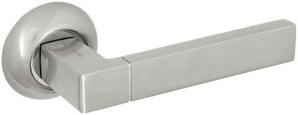 Дверная ручка Palladium Quadra SN (10)