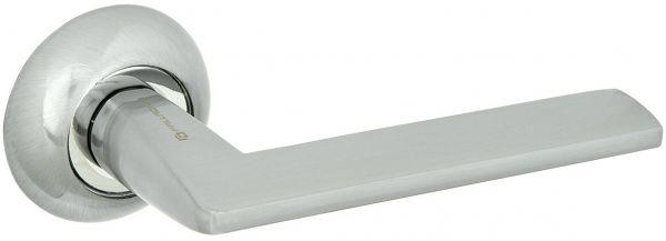 Дверная ручка Palladium Rasoio SC/CP (10)
