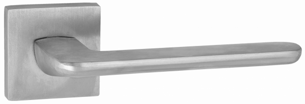 """Дверная ручка RENZ """"ЛАНА"""" INDH 95-03 SSC супер сатин хром"""