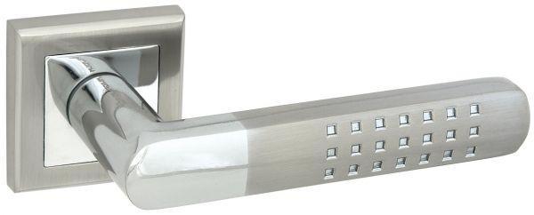 Дверная ручка Palladium A Terreno SN/CP (20)