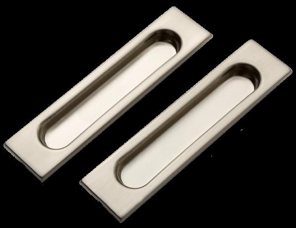 Ручки для раздвижных дверей TIXX SDH 601 SN матовый никель