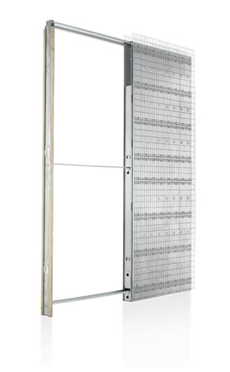 Пенал для раздвижных дверей Eclisse UNICO для одной двери (под штукатурку)