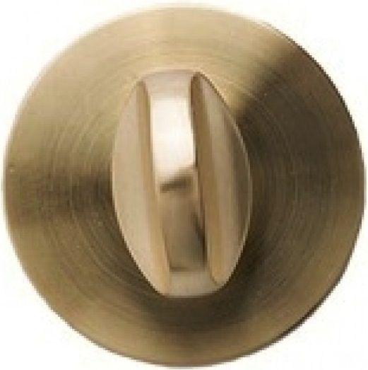 Завертка сантехническая PIRUETTE WC L14 ANTIQUE BRONZE античная бронза
